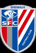 Shanghai Shenhua team logo