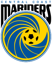 Central Coast Mariners FC team logo