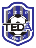 Tianjin Teda team logo