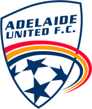 Adelaide United FC team logo