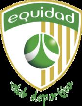 La Equidad team logo