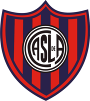 San Lorenzo team logo