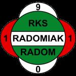Radomiak Radom team logo