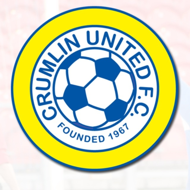 Crumlin United team logo