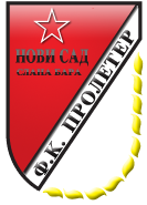 Proleter Novi Sad team logo