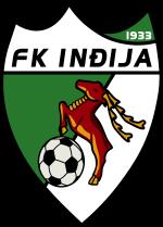 Indjija team logo