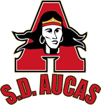 Aucas team logo