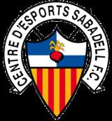 Sabadell team logo