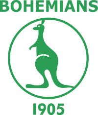 Bohemians 1905 team logo