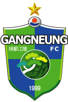 Gangneung City FC team logo