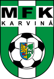 Karvina team logo