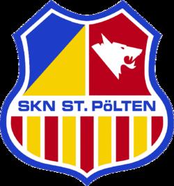 SKN St. Polten (am) team logo