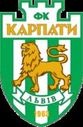 Karpaty Lviv team logo
