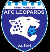 AFC Leopards team logo