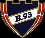 B93 Copenhagen team logo