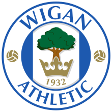 Wigan team logo