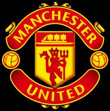 Manchester Utd team logo