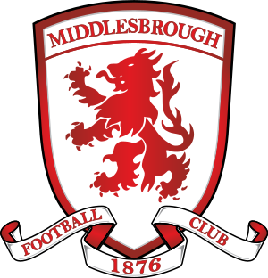 Middlesbrough team logo