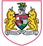 Bristol City team logo