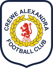 Crewe team logo