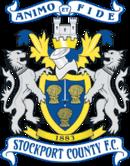 Stockport team logo