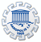 Akropolis IF team logo
