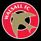 Walsall team logo