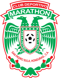 CD Marathon team logo