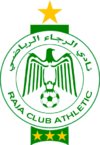 Raja Casablanca team logo