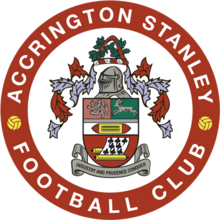 Accrington St team logo