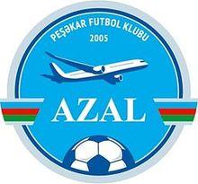 AZAL Baku team logo