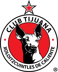 Club Tijuana team logo
