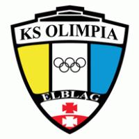 Olimpia Elblag team logo