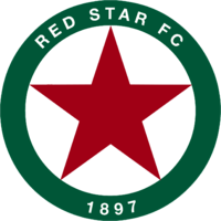 Red Star FC 93 team logo