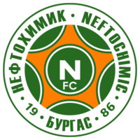 Neftochimic Burgas team logo