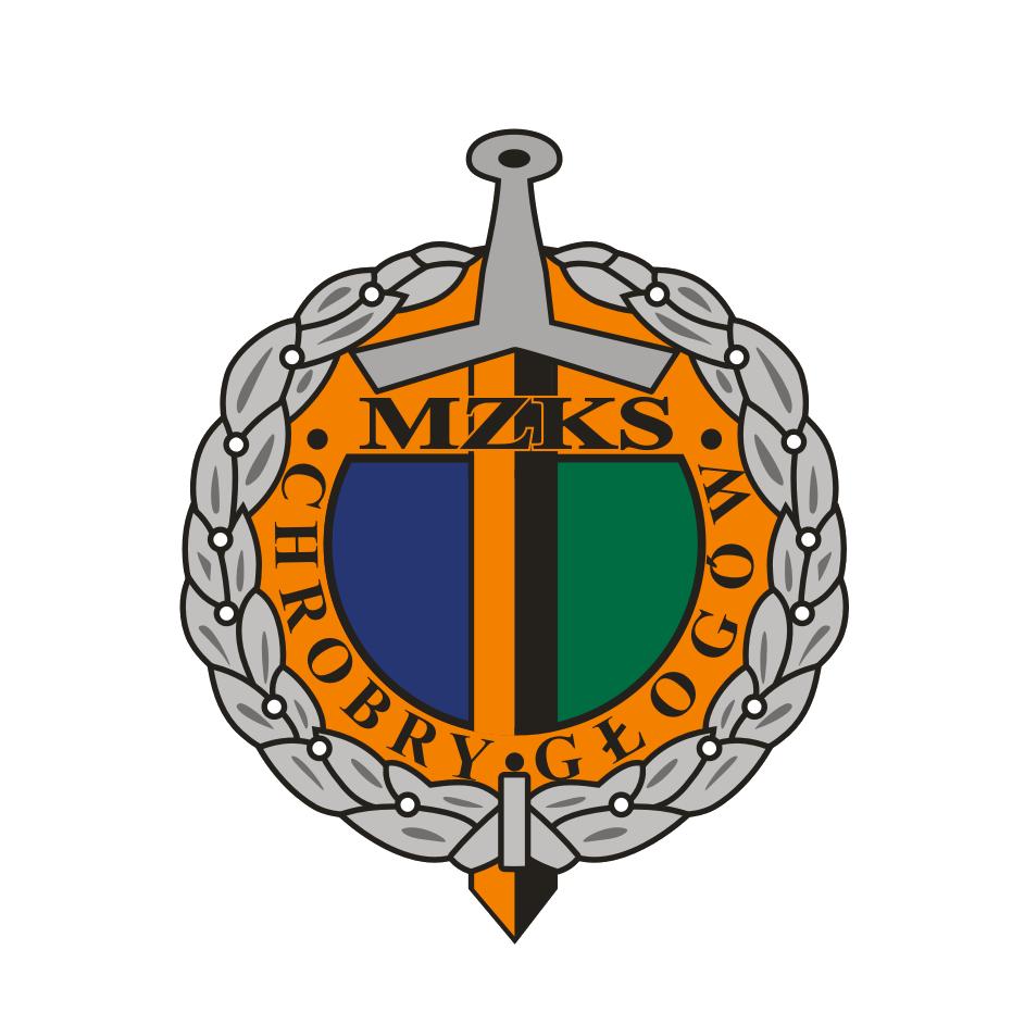 Chrobry Glogow team logo