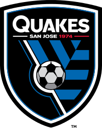 San Jose Earthquakes team logo