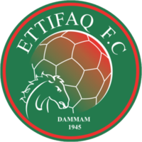 Al-Ettifaq team logo
