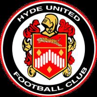 Hyde United team logo