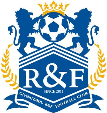 Guangzhou R and F FC team logo