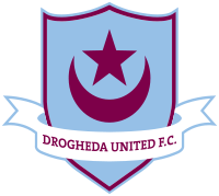 Drogheda United team logo