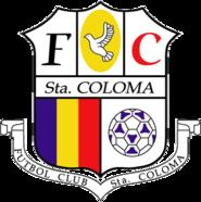 FC Santa Coloma team logo