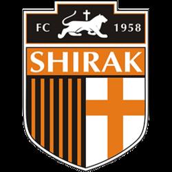 Shirak FC team logo