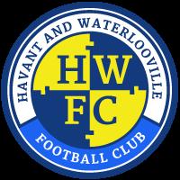 Havant and Waterlooville team logo