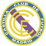 Real Madrid Castilla team logo