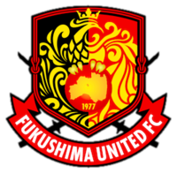 Fukushima United team logo