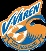 V-Varen Nagasaki team logo