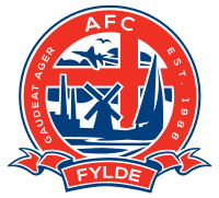 AFC Fylde team logo