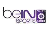 beIN LaLiga Max 2 / HD tv logo