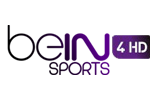 beIN Sports 4 / HD tv logo